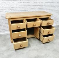 Antique Golden Pine Dresser Base (6 of 6)