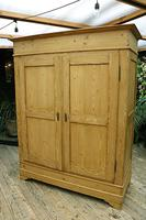 Big Old Victorian Pine Double Knock Down Wardrobe - We Deliver/ Assemble! (6 of 17)