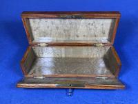 Victorian French Tulipwood Glove Box (3 of 15)