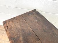 18th Century Welsh Oak Dresser Base (9 of 10)