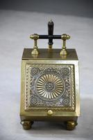 Henry Loveridge Arts & Crafts Brass Coal Scuttle (2 of 15)