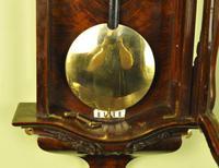 Dwarf Vienna Regulator Wall Clock - Schonberger in Wein (6 of 11)