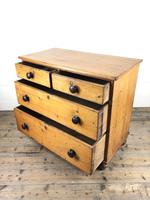 Victorian Pine Chest of Drawers (8 of 13)