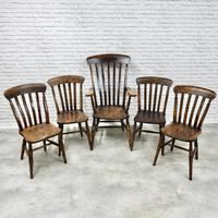 Combination Set of Windsor Dining Chairs (2 of 4)