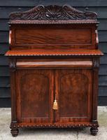 Superb Regency Mahogany Cabinet / Cupboard / Chiffonier c.1820 (2 of 8)