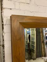 Walnut Wall Mirror (2 of 3)