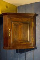 Small Georgian Oak Corner Cupboard (6 of 10)