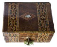 Beautiful Tunbridge Ware Box (3 of 8)