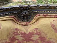 Pair of French Armchairs in Original Paint Finish (5 of 10)