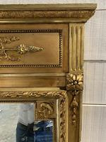 Large French Gilt Wall Mirror (7 of 15)