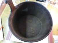 "Interesting ""Scottish Kiver"" Coopered Ash Barrel c.1850 (3 of 5)"