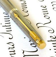 Parker 75 Cisele - Sterling Silver Vintage Fountain Pen (3 of 5)