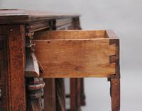 19th Century French Oak Desk in the Gothic Style (17 of 17)