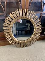 Trio of Spanish Giltwood Wall Mirrors (4 of 7)