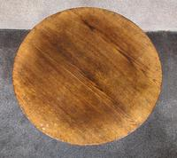 Titchmarsh & Goodwin English Oak Tavern Table / Occasional Table RL87 (5 of 10)