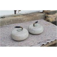 Good Pair of Scottish Granite Curling Stones (4 of 7)