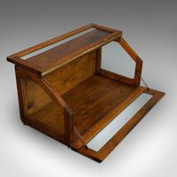 Antique Display Case, Haberdashery, Retail Counter Top Cabinet, Edwardian, 1910 (10 of 11)