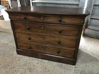 Louis Philippe 19th Century Chest of Drawers (5 of 5)