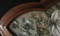 Victorian Beaded  Tapestry Tray (2 of 7)