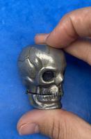 Rare Victorian Skull Vesta (14 of 15)
