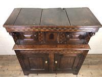 17th Century Welsh Oak Cwpwrdd Deuddarn (3 of 10)