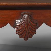 Antique Georgian Style Mahogany Silver Table c.1850 (5 of 7)