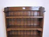 Arts & Crafts oak bureau bookcase (2 of 9)