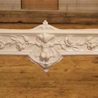 Cast Iron Daybed in Cream (2 of 9)