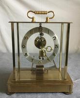 Kieninger & Obergfell Electromagnetic Mantel Clock