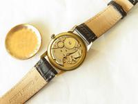 Gents 9ct Gold Technos Wrist Watch, 1974 (4 of 5)