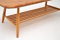 1960's Vintage Ercol Coffee Table in Elm (5 of 9)