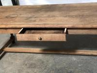 French Farmhouse Table with drawers (20 of 25)