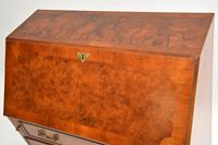 Antique Burr Walnut  Writing  Bureau (3 of 12)