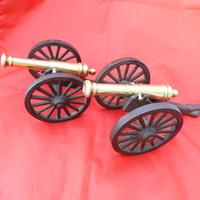 Pair of Victorian Desk Cannons (2 of 3)
