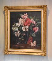 Still Life Oil Painting by Herbert Davis Richter (4 of 9)
