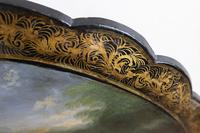 Early 19th Century Hand Painted Papier-mâché Table (2 of 5)