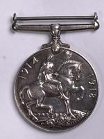 First World War Silver War Medal (2 of 3)