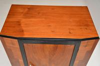Art Deco Figured Walnut Compactum Wardrobe (9 of 11)