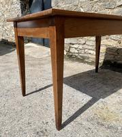 Small Antique French Elm Farmhouse Table (17 of 22)