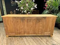 Big! Old 2m Pine Dresser Base Sideboard / Cupboard / TV Stand - We Deliver! (13 of 13)