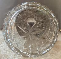 Silver Topped Glass Dressing Table Jar (4 of 5)