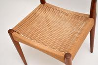 Danish Teak Vintage Chair by Arne Hovmand-Olsen for Mogens Kold (10 of 10)