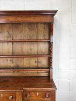 19th Century Welsh Oak Anglesey Dresser or Kitchen Sideboard (8 of 16)