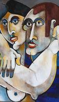 Oil on Canvas by Geoffrey Key (2 of 5)