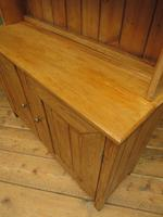 Antique Rustic Pine Country Kitchen Dresser (8 of 15)