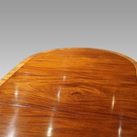 Regency Style Mahogany Dining Table (2 of 10)