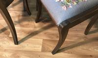 Set of Four Regency Style Dining Chairs by Gill & Reigate (5 of 12)