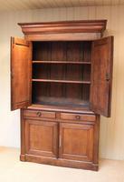 Rustic French Oak Cupboard (9 of 12)