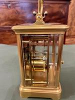 French Carriage Clock by Henri Jacot (2 of 6)