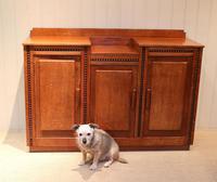 Early 20th Century Golden Oak Sideboard (7 of 10)